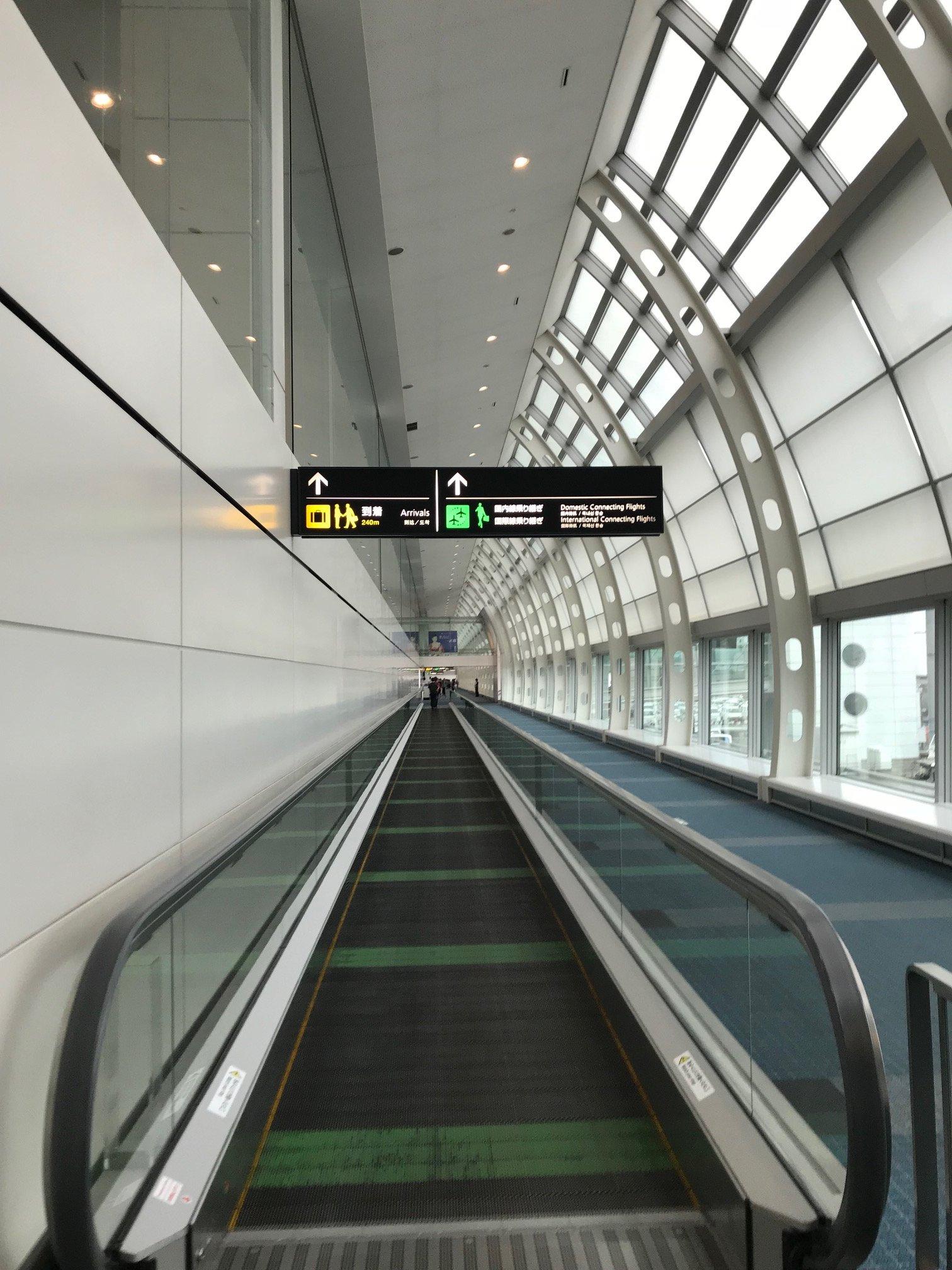 羽田空港 国際線乗り継ぎ