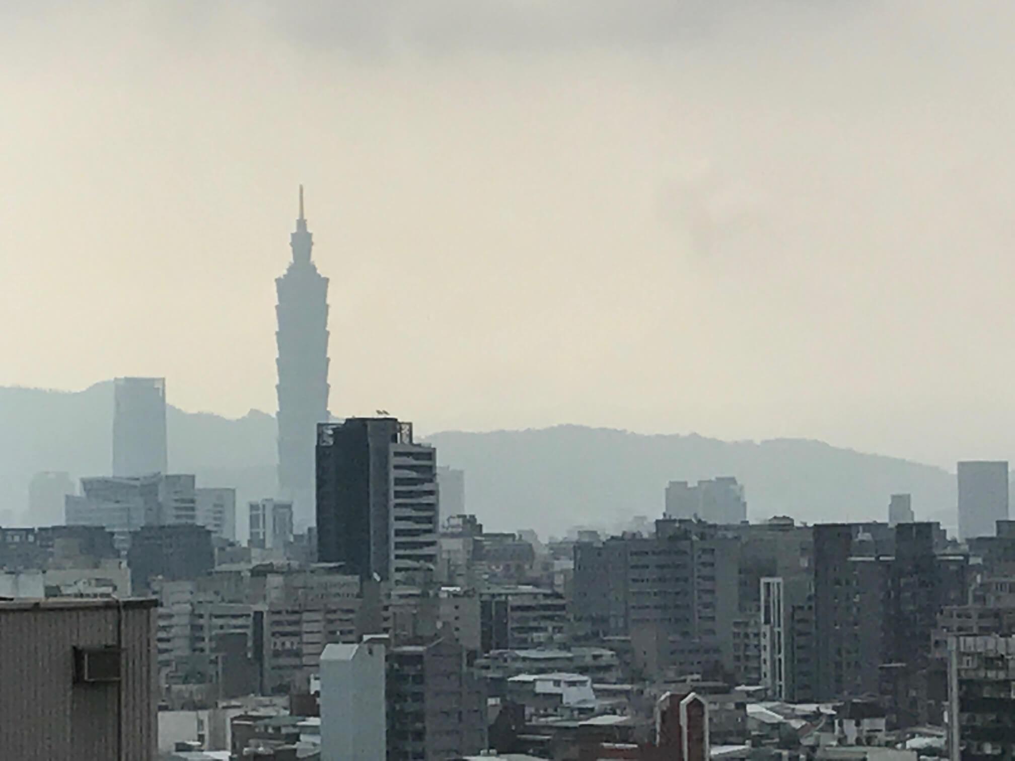 アロフト台北中山