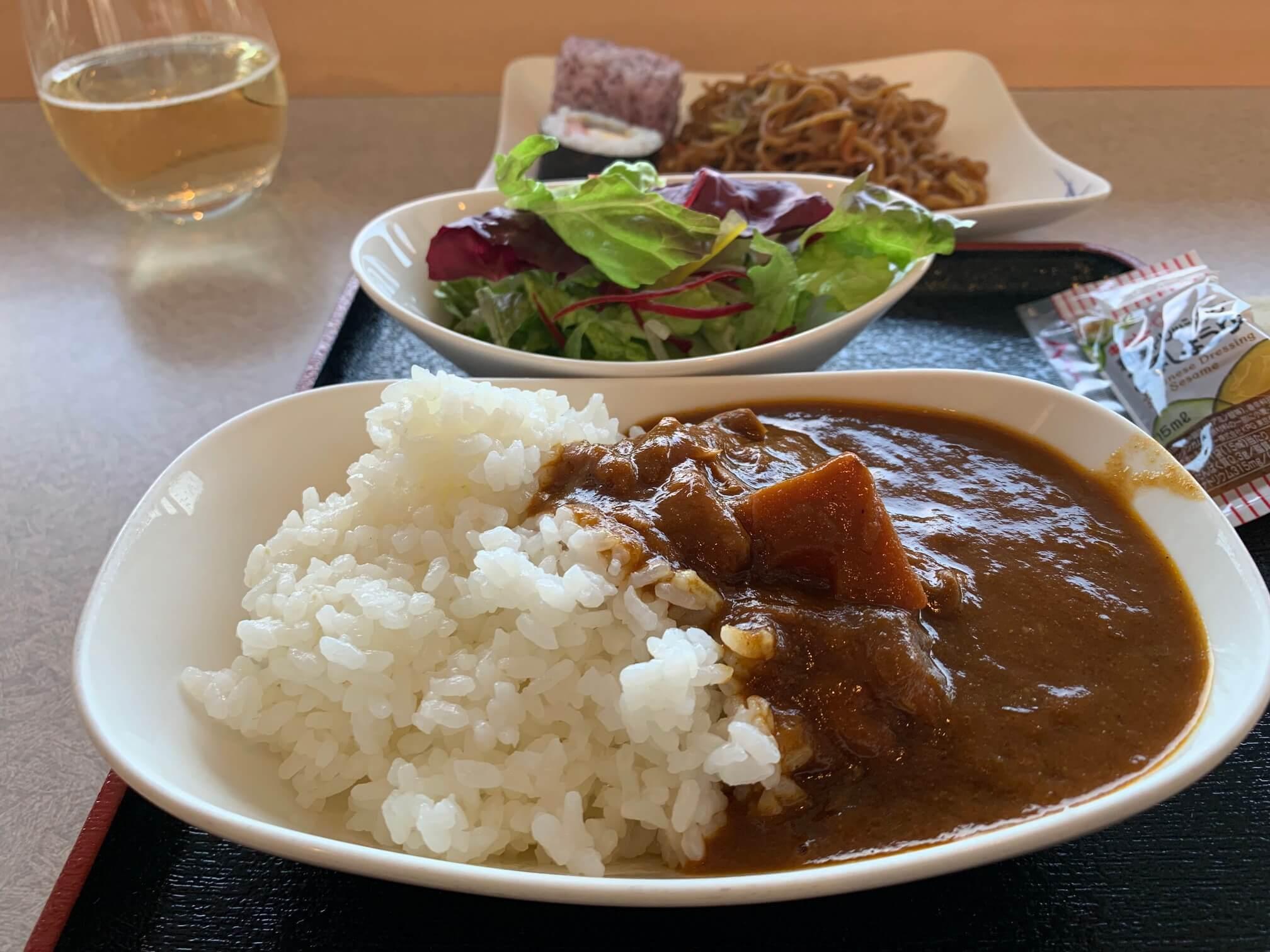 関西空港ANAラウンジ