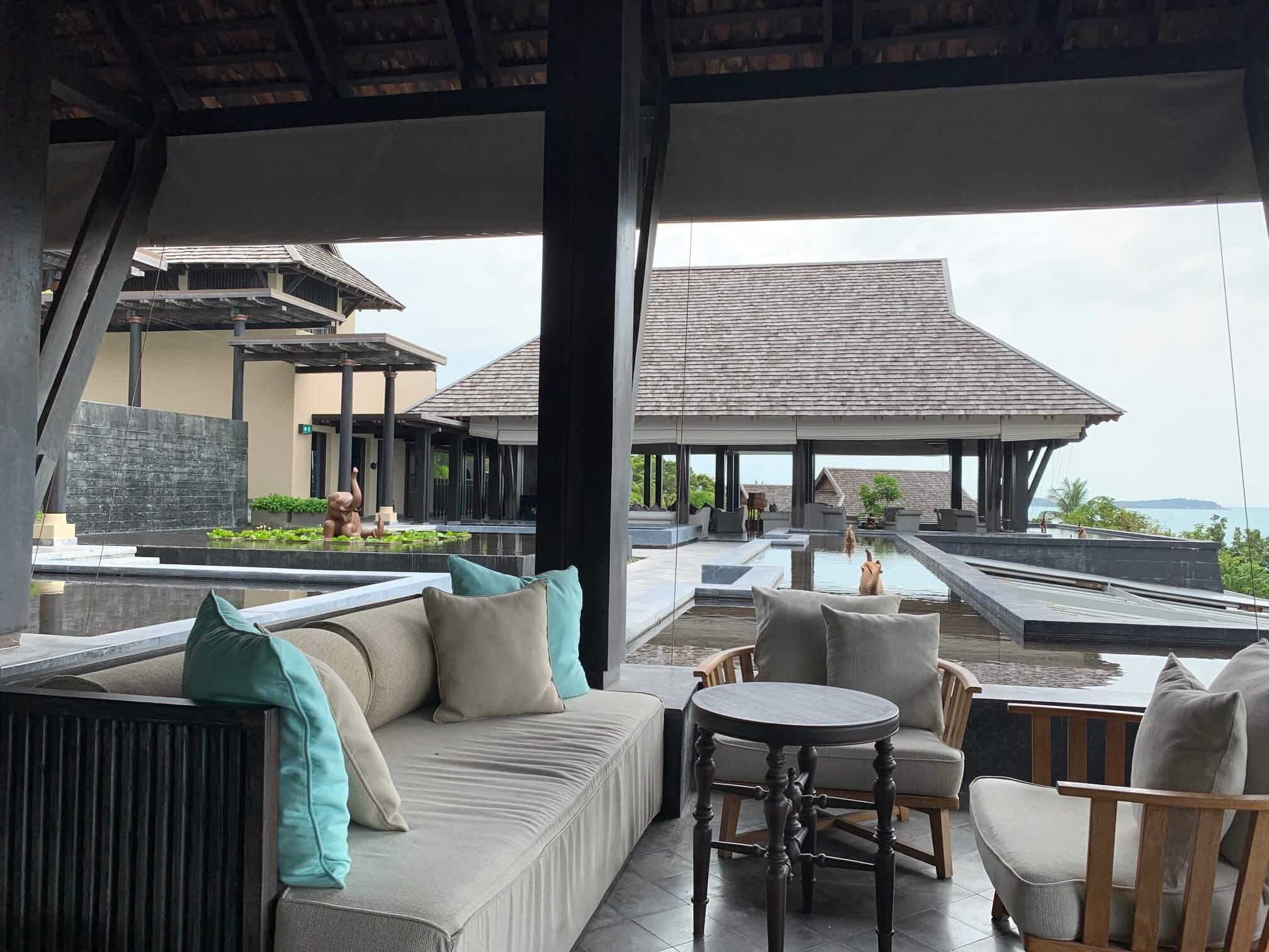 vana belle a- uxury collection resort koh samui