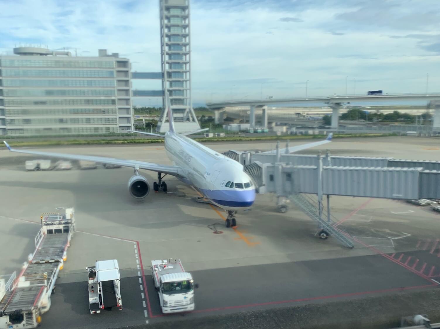 チャイナエアライン A330-300