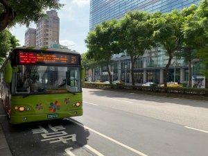 台北・バスの乗り方