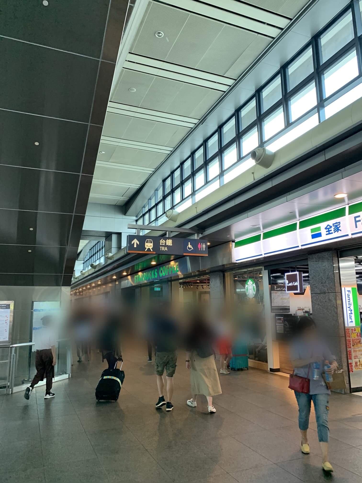 高鐵台中駅