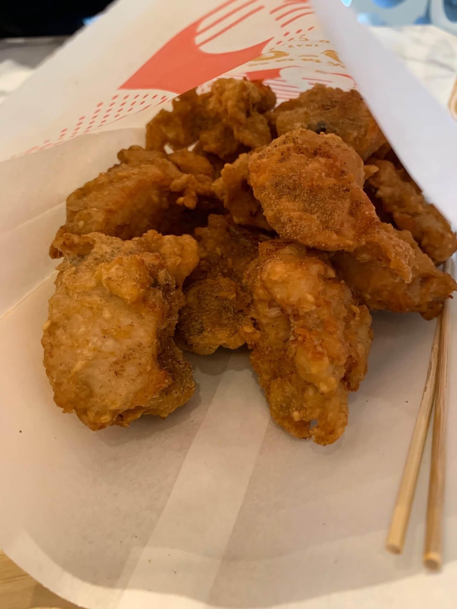 繼光香香雞(J&G Fried Chicken)繼光店