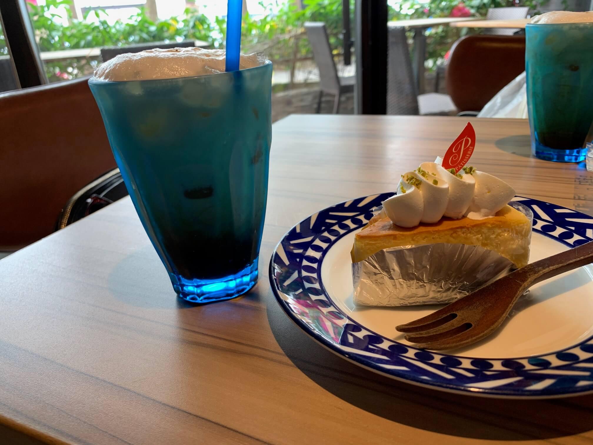 ブルーカフェ石垣島